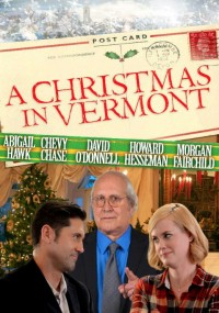A Christmas in Vermont (2016) plakat