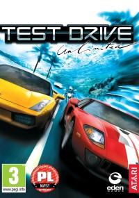 Test Drive Unlimited (2006) plakat