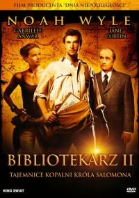 Bibliotekarz II: Tajemnice kopalni króla Salomona (2006) plakat
