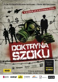 Doktryna szoku (2009) plakat
