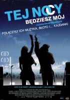 plakat - Tej nocy będziesz mój (2011)
