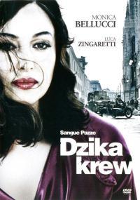 Dzika krew (2008) plakat