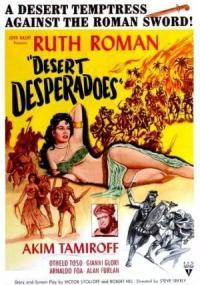 La peccatrice del deserto (1959) plakat