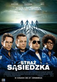 Straż sąsiedzka (2012) plakat