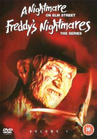 Koszmary Freddy'ego (1988) plakat