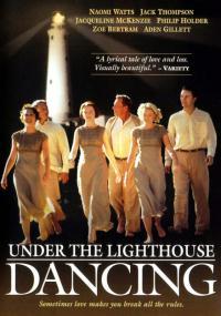 Taniec u stóp latarni morskiej (1997) plakat