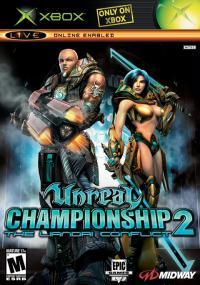 Unreal Championship 2: Liandri Conflict (2005) plakat