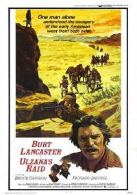 Ucieczka Ulzany (1972) plakat