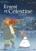 Ernest i Celestyna w zimie