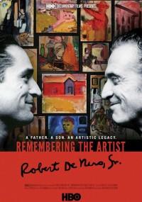 Wspominając artystę: Robert de Niro senior (2014) plakat