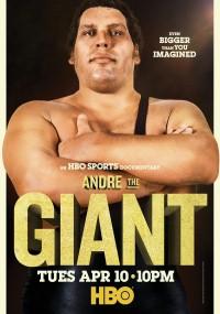 Andre the Giant (2018) plakat