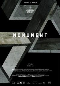 Monument (2018) plakat