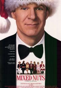Wariackie święta (1994) plakat