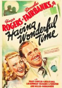 Having Wonderful Time (1938) plakat