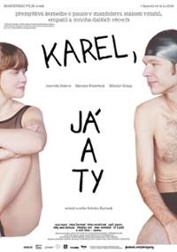 Karel, ja i ty (2019) plakat