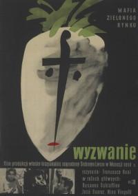 Wyzwanie (1958) plakat
