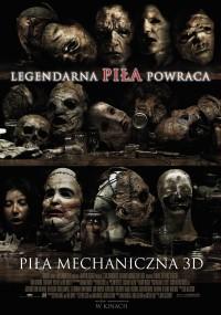 Piła mechaniczna 3D (2013) plakat