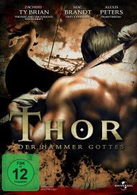 Thor: Młot bogów (2009) plakat