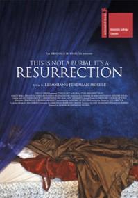 To nie pogrzeb, to zmartwychwstanie (2019) plakat