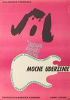 plakat - Mocne uderzenie (1966)