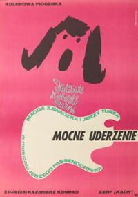 Mocne uderzenie (1966) plakat