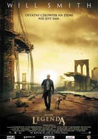 Jestem legendą (2007) plakat