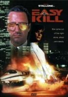plakat - Łatwe zabójstwo (1989)