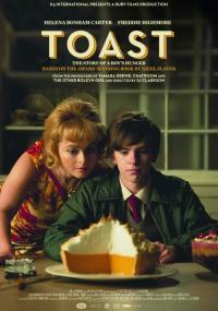 Tost. Historia chłopięcego głodu (2010) plakat