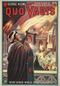 Quo Vadis? (1913) plakat