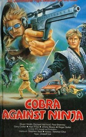 Kobra kontra ninja