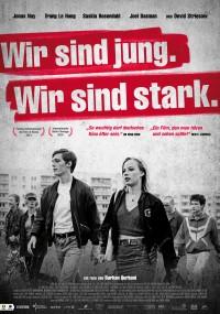 Jesteśmy młodzi. Jesteśmy silni. (2014) plakat