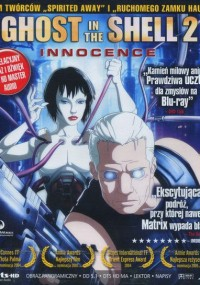Ghost in the Shell 2: Innocence (2004) plakat