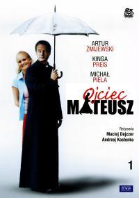Ojciec Mateusz (2008) plakat