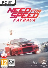 Need for Speed Payback (2017) plakat
