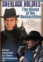 Pies Baskerville'ów (1988) plakat