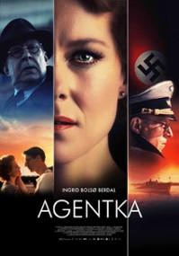 Agentka (2019) plakat