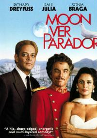 Dyktator z Paradoru (1988) plakat