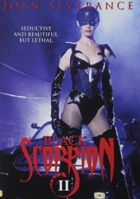 Czarny Skorpion: Wstrząsy (1997) plakat