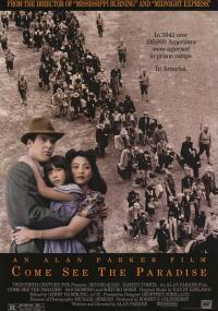 Przyjdź zobaczyć raj (1990) plakat