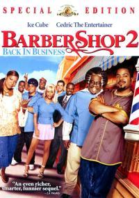 Barbershop 2: Z powrotem w interesie (2004) plakat