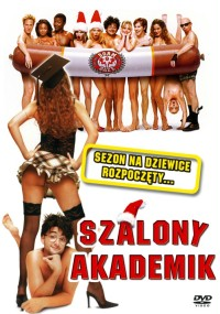 Szalony akademik (2003) plakat
