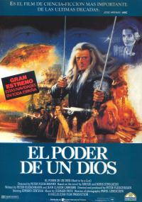 Trudno być Bogiem (1989) plakat