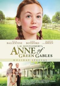 Ania z Zielonego Wzgórza (2016) plakat