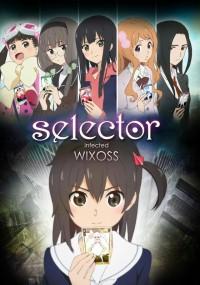 Selector Infected Wixoss (2014) plakat