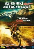 plakat - Dzienniki motocyklowe (2004)