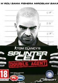 Tom Clancy's Splinter Cell: Double Agent (2006) plakat