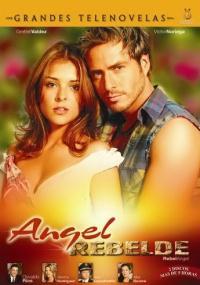 Ángel rebelde (2004) plakat