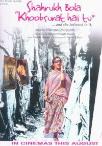Shahrukh Bola 'Khoobsurat Hai Tu'... And She Believed in It
