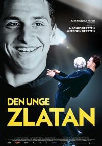 Historia Zlatana (2015) plakat