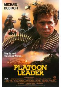 Dowódca plutonu (1988) plakat